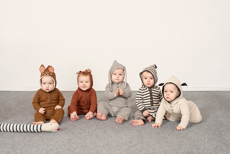 Oeuf Baby Clothes Brooklyn Kid Outfits