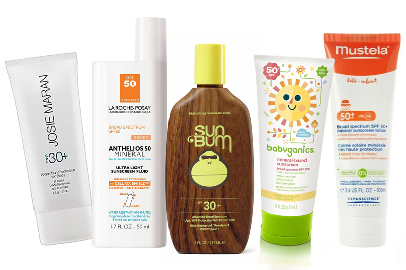 Best Sunscreens For Kids Amp Adults