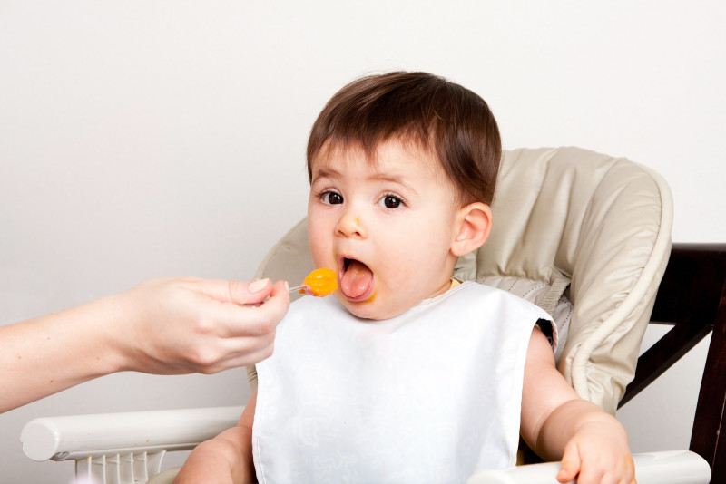 Image result for Baby food habits