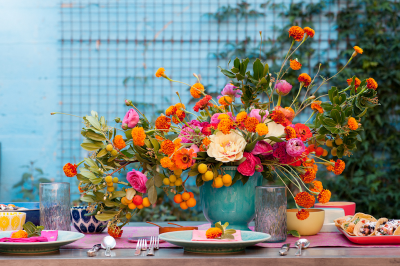 How To Create An Instagram-Worthy Tabletop & Place Setting Ideas - How To Set A Table