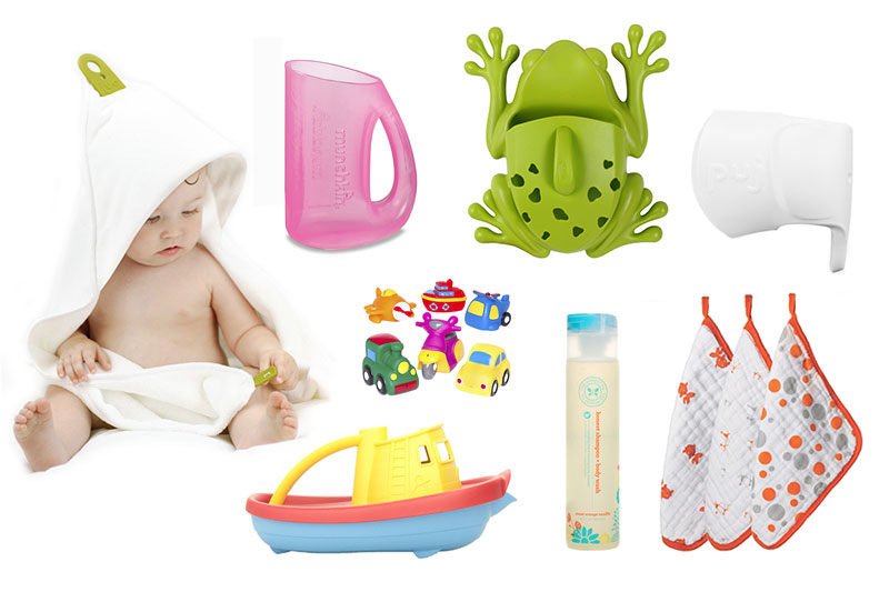 Toddler Bath Products