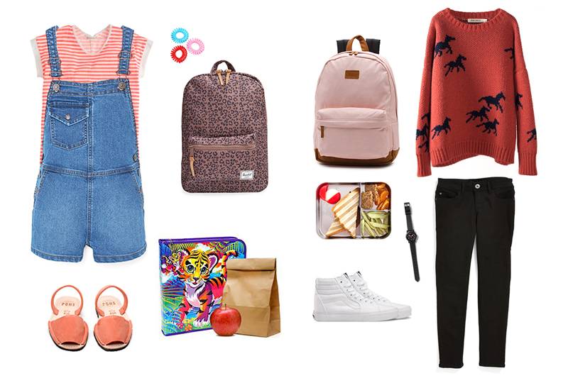 Last Week We Brought You Our Favorite Back To School Looks For Boys And This Its All About The Girls Summer Break Is Nearing An End