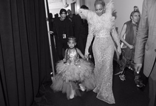 Blue and Bey