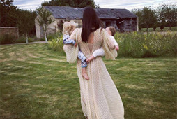 Liv Tyler And Kids