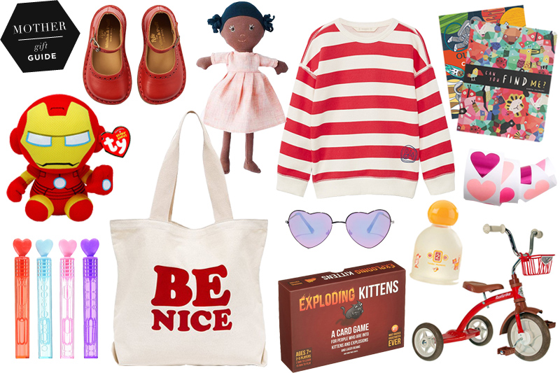 Candy-Free Valentine\'s Day Gifts For Kids