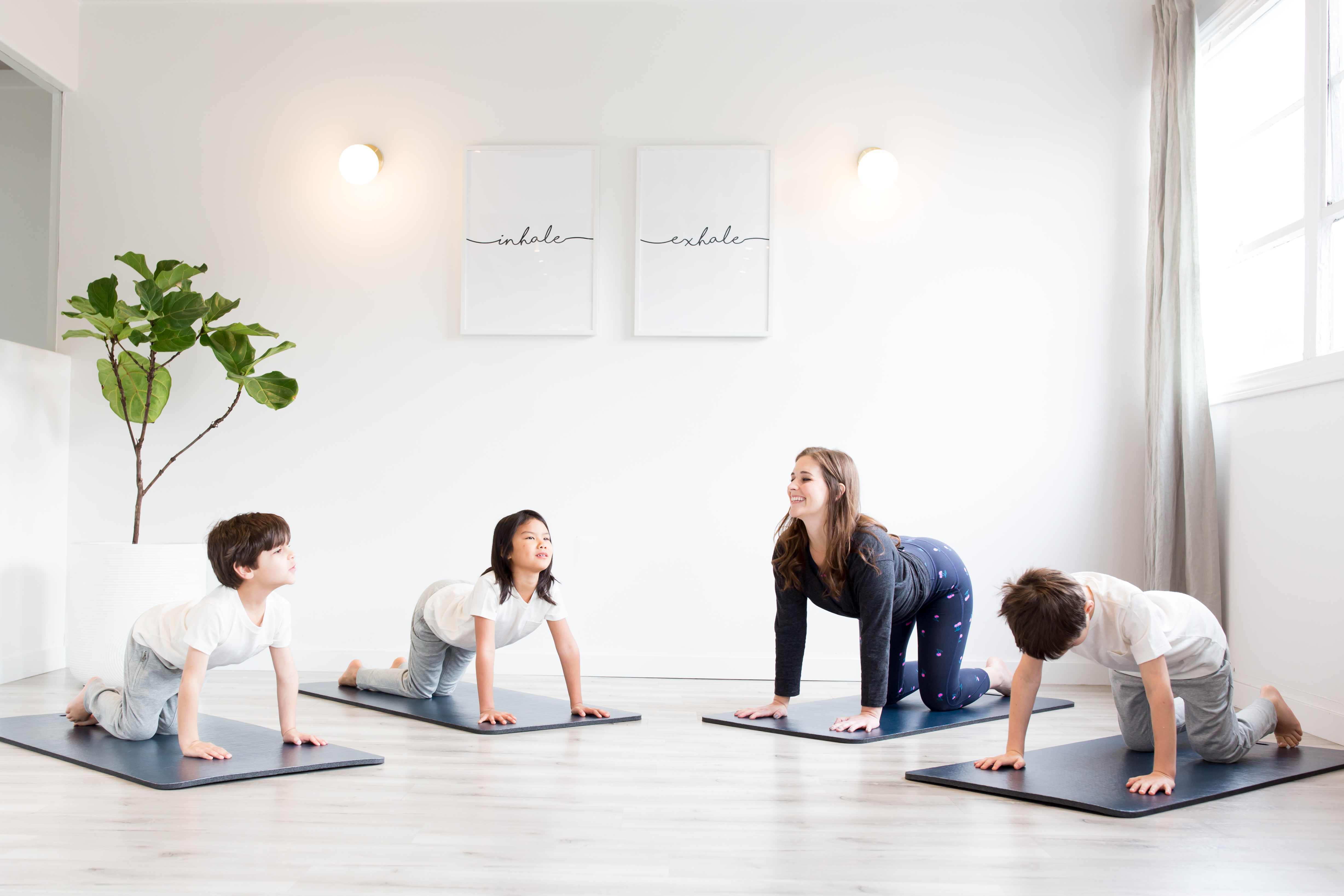 8 Easy Yoga Poses for Kids - No Frill Just Chill