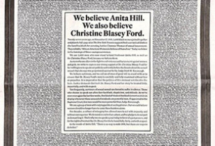 I believe Christine Ford NYTimes SMALL