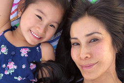Lisa Ling and Jett