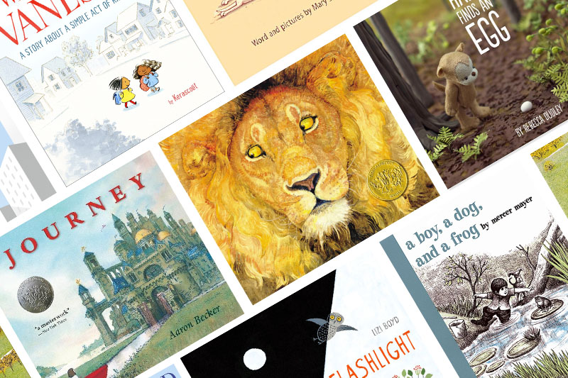 20 Picture Books Without Words We Love