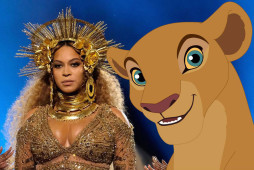 Beyonce in Lion King