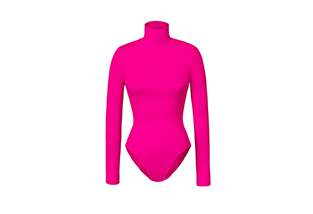 Hot Pink Body Suit