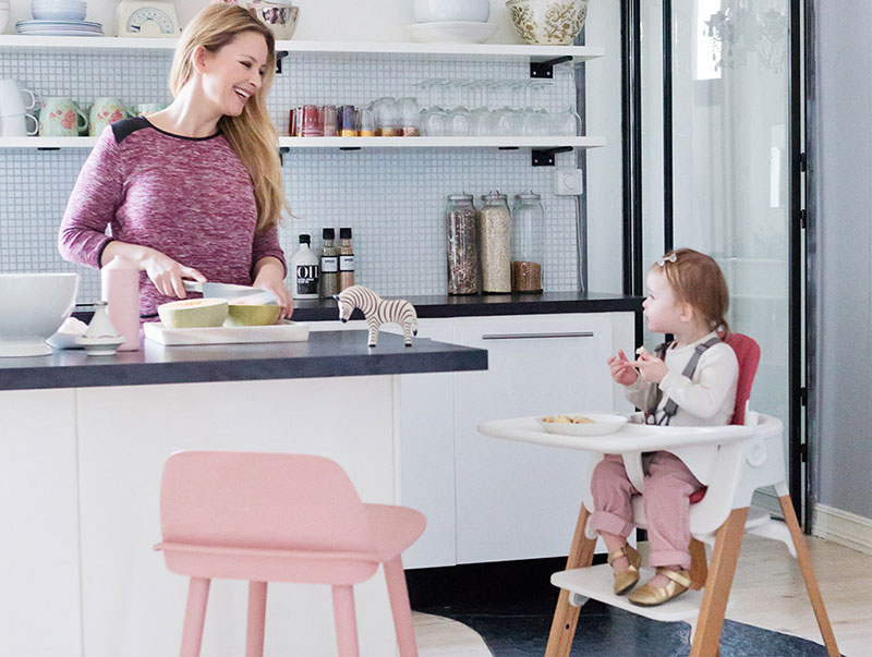 The Best High Chairs  That Aren t Eye Sores Stylish High Chairs. High Chair Like Stokke. Home Design Ideas