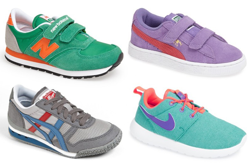 Kids Sneakers - Stylish Childrens Shoes