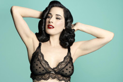 Dita Von Teese Destination Maternity