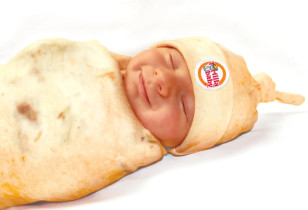 Tortilla Baby Swaddle