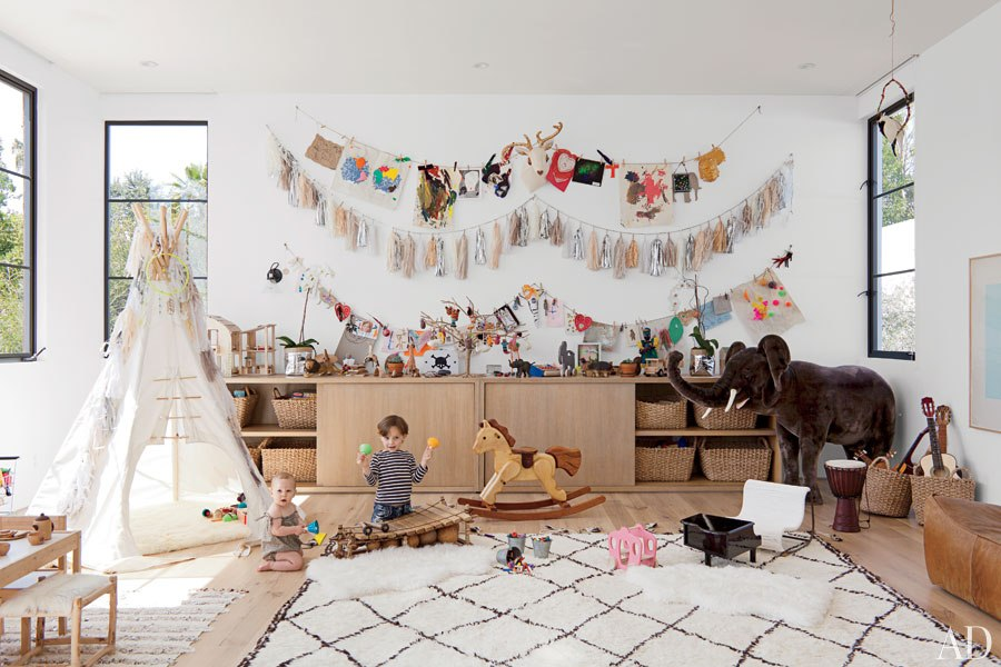 Genial Inspiration: 20 Perfect Playrooms
