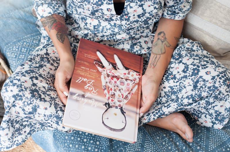 Image result for jess brown rag doll book