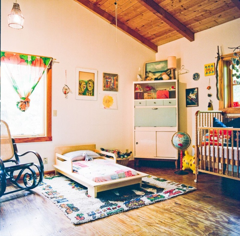 Toddler And Baby Shared Room Ideas: Shared Kids Rooms Ideas