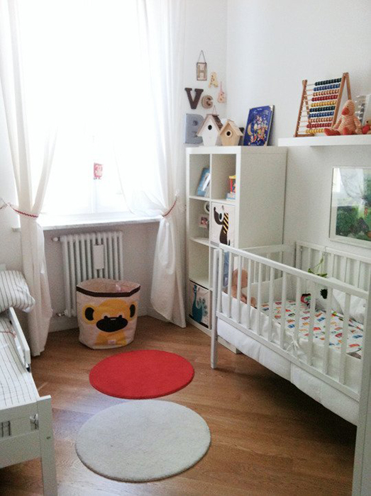 Bedroom Ideas For Baby Boy And Girl Sharing: Shared Kids Rooms Ideas