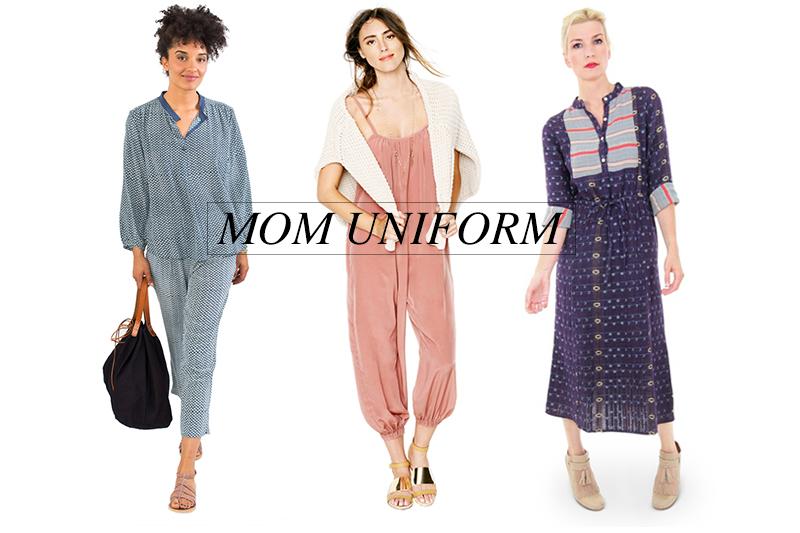 7c17580d7048b The Mom Uniform, Breastfeeding-Friendly Edition