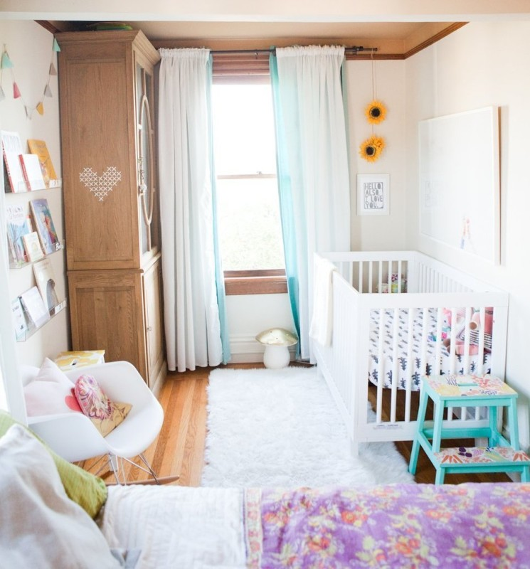 Sharing Bedroom With Baby - Decor Ideas and Inspiration
