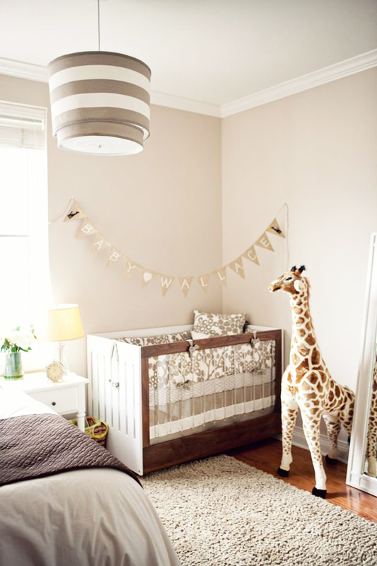 & Sharing Bedroom With Baby - Decor Ideas and Inspiration