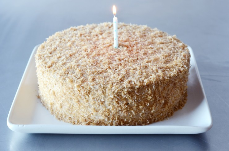 First Birthday Cake Low Sugar Recipe