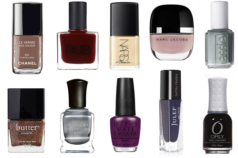 Trending Nail Polish Colors 2017 2018 Best Cars Reviews