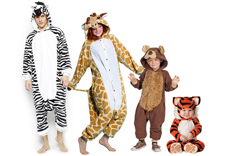 Zoo Animals  sc 1 st  Mother Mag & Mommy u0026 Me Halloween Costume Ideas - Mother