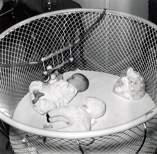 Baby Gear From The Past