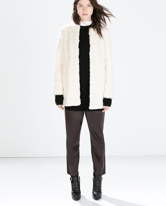 Faux Fur Coats For Women And Children