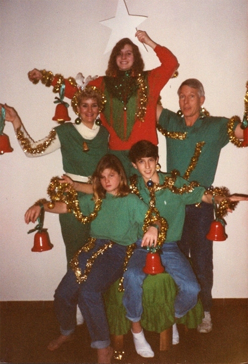 awkward christmas photos - Awkward Family Christmas Photos