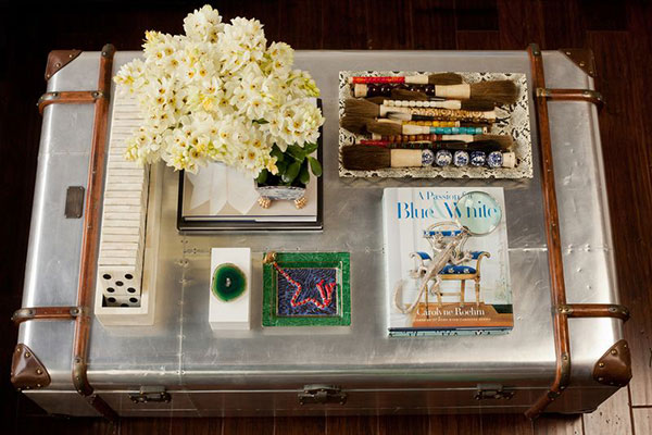 How To Style A Coffee Table coffee table style
