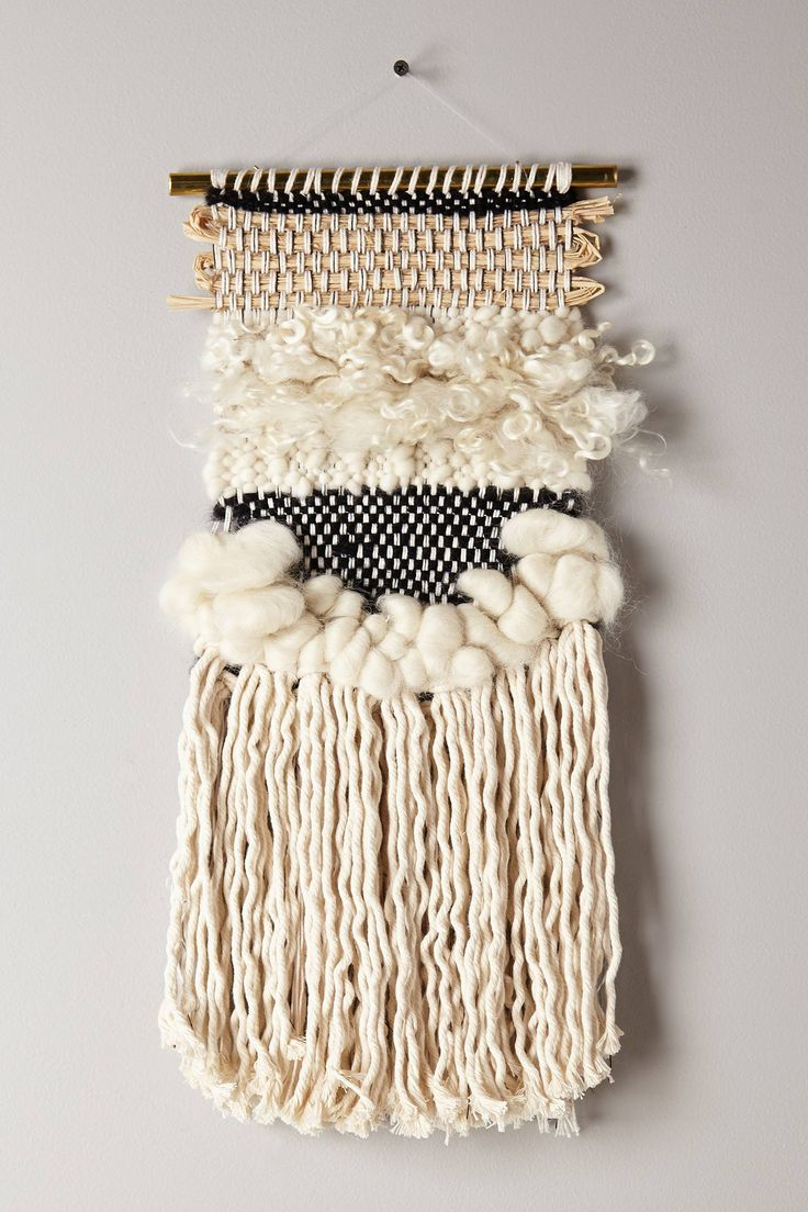 15 Chic Woven Wall Hangings Mother