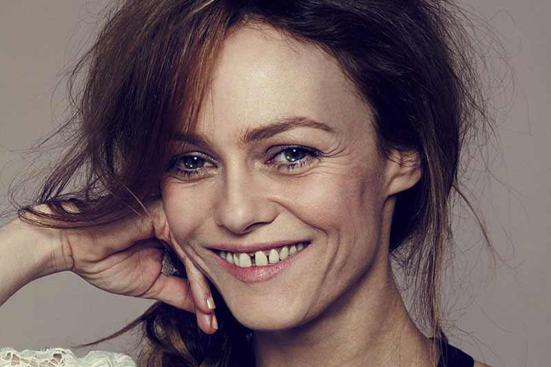 Mother Style Icon: Vanessa Paradis ванесса паради