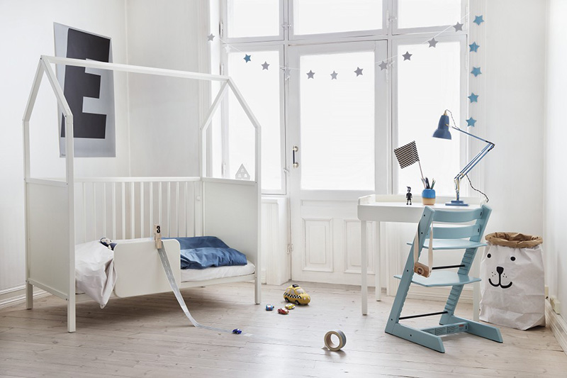 Small Nursery With Bassinet