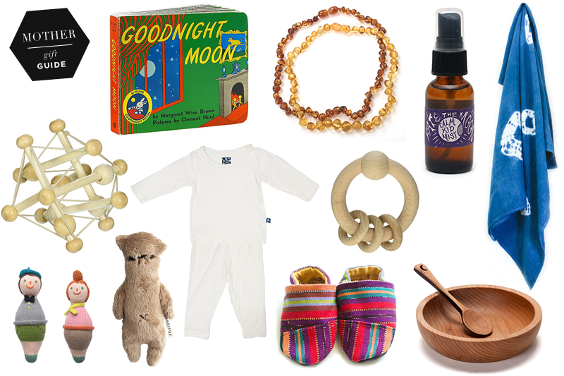 Gift Guide: Unisex Baby Gifts