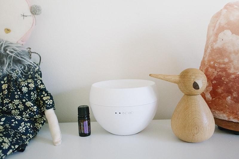 Using Lavender Oil On Kids