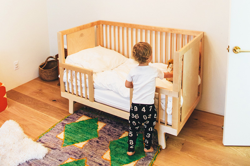 Transitioning To Toddler Bed
