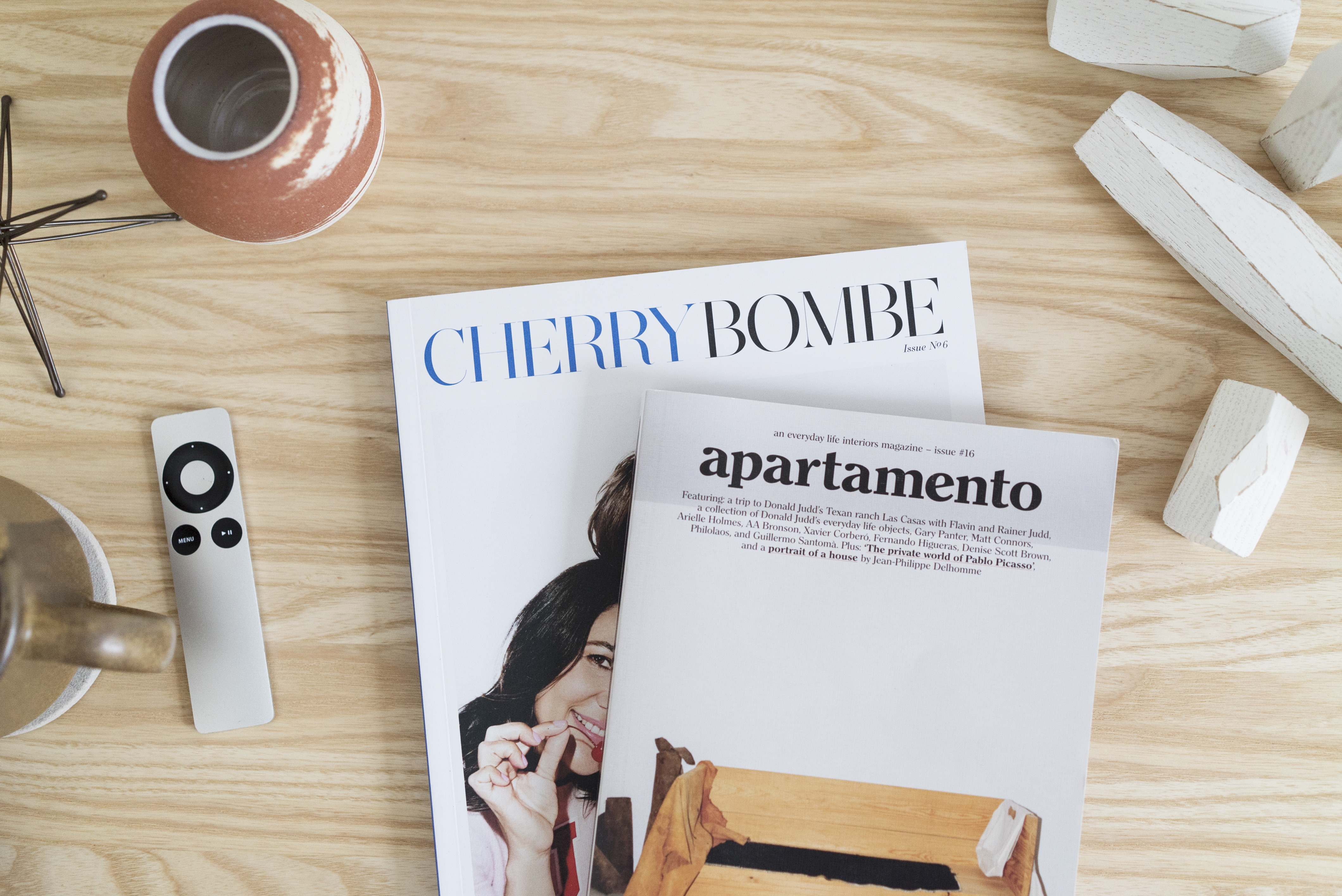 Coffee Table Worthy Magazines