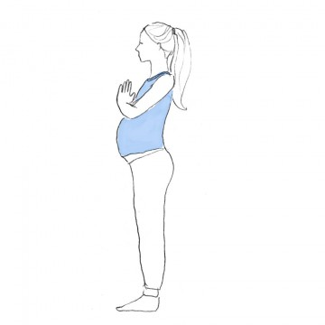 yoga poses for pregnancy