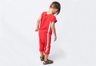 Stars and Stripe Kid Clothes