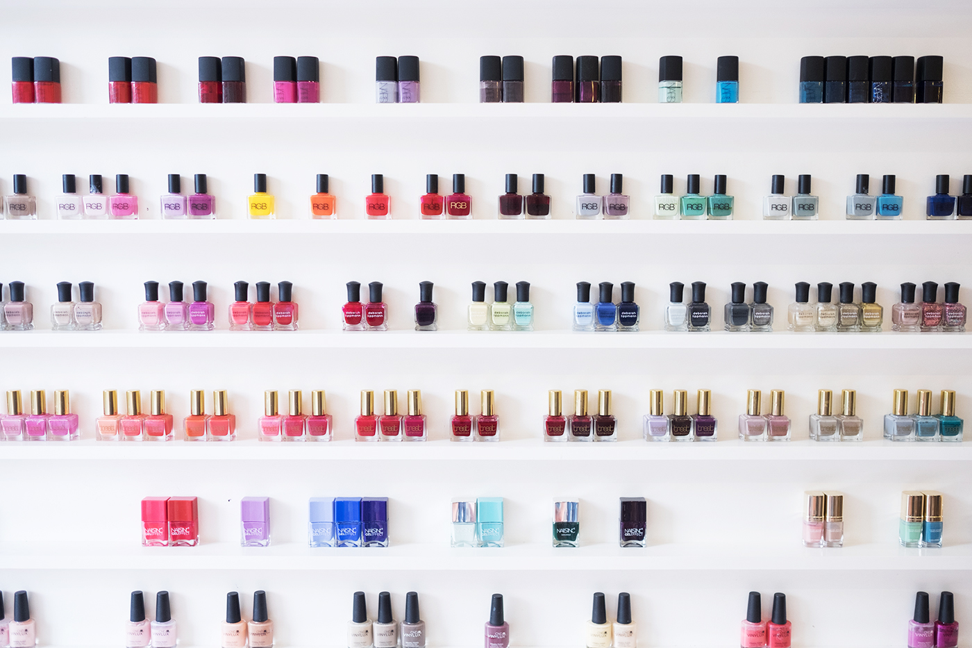 The Summer Nail Colors You Need Now