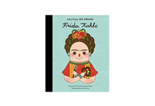 Frida Kahlo Kids Book