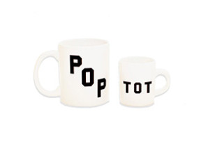 Pop and Tot Mugs Tosan