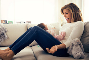 Hoda Kotb on Motherhood