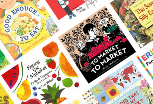 Kids Books About Food