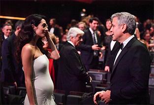 Motherlode Amal Clooney Twins