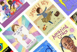 Kids Books About Gender