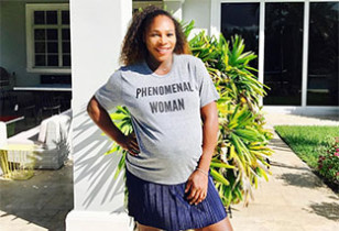Serena Williams Phenomenal Woman